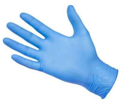 Перчатки нитриловые неопудренные нестерильные 100 шт MedPlast