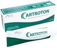 Успокаивающая мазь Artroton для суставов 50 г BBpharm
