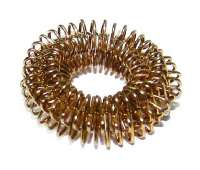 Массажер пружинный №2 для пальцев кольцо 30 мм. Су-джок