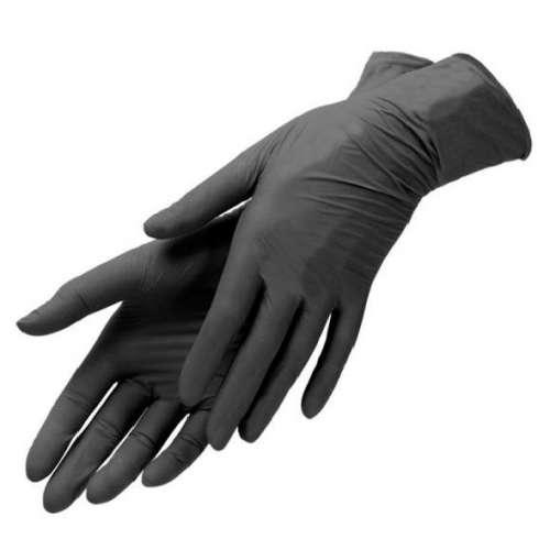 Нитриловые защитные перчатки