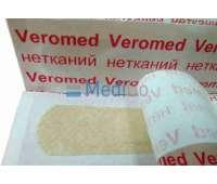 Лейкопластырь первой медицинской помощи Veromed нетканый 9х72мм