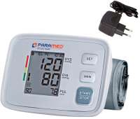 Тонометр автоматический Paramed Basic с адаптером