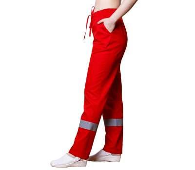 """Брюки женские """"Скорая помощь"""" для медицинского костюма"""