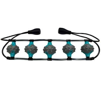 Роликовый массажер для спины и шеи Ridni Relax ASM212