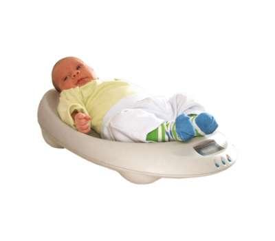 Весы детские электронные для новорожденных Momert 6400 до 20 кг