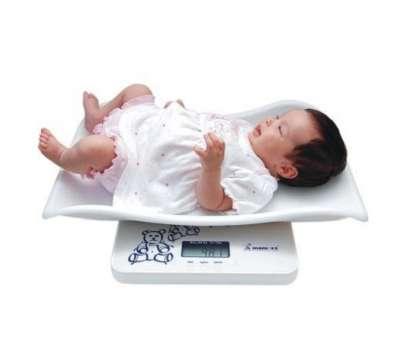 Весы детские электронные для новорожденных Momert 6425  до 20 кг
