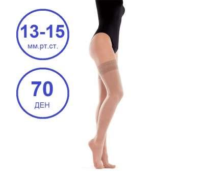 Чулки компрессионные профилактические, тип 830, 835 Tiana (компрессия 13-15, 70 ден.)
