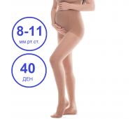 Компресійні медичні профілактичні колготи для вагітних тип 940, 945 Tiana