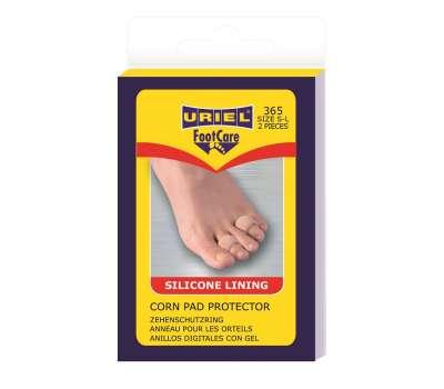 Антімозольні муфти для деформованих пальців стопи, Uriel 365