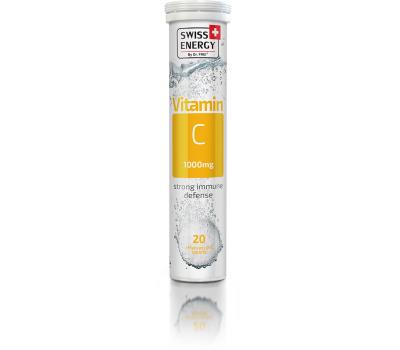 "Витамины шипучие Swiss Energy ""Vitamin C 1000"""