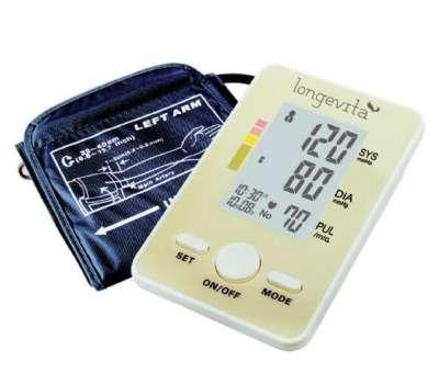 Тонометр автоматический Longevita BP-102 с универсальной манжетой 22-40 см.