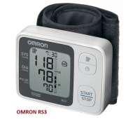 Тонометр автоматический на запястье Omron RS3 (HEM-6130-E)
