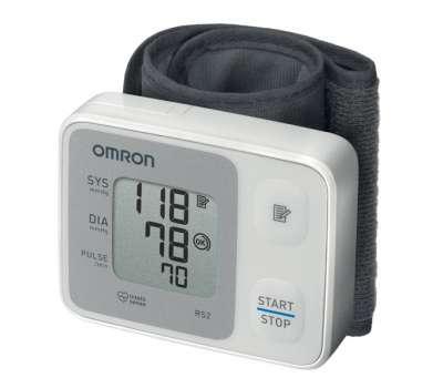 Тонометр Omron RS2 (HEM-6121-E) на запястье, купить