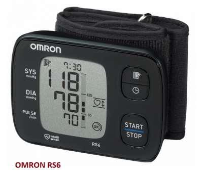 Тонометр автоматический на запястье Omron RS6 (HEM-6221-E), купить