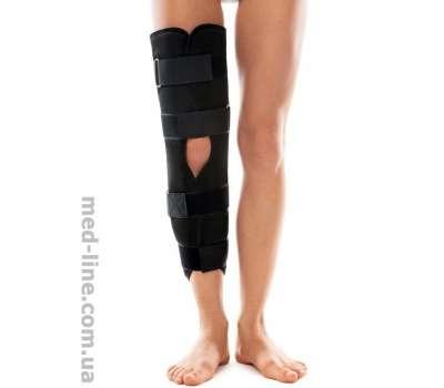 Бандаж с усиленной фиксацией коленного сустава Торос-Груп (Toros-Group) ТИП 512