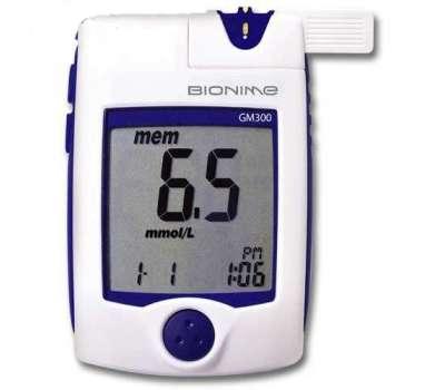 Глюкометр Bionime Rightest GM-300