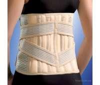 Корсет лечебно-профилактический (c 4 ребрами жесткости) эластичный Med textile 3011